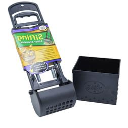 "Four Paws 01830 Sifting Litter Scooper for Cats/kitter 14"" L"