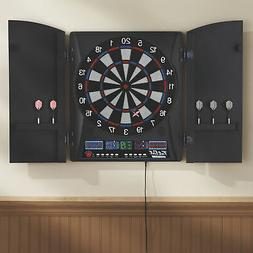 Fat Cat 15.5in. Electronx LCD Electronic Soft Tip Dartboard