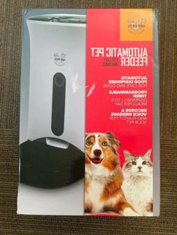 2017 Automatic Pet Feeder Food Dispenser Dogs Cats Features