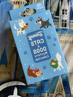 2021 Disney Parks Cats And Dogs Collection Mystery Box Unope
