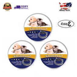 Flea / Tick Collar for Dogs & Cats 3pk.  All Natural