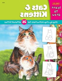 Cats & Kittens: Step-by-step Instructions for 26 Different K