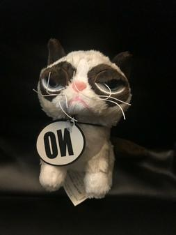 "Grumpy Cat ""I HAD FUN ONCE IT WAS AWFUL"" Plush Stuffed Anima"