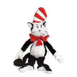 "Manhattan Toy Dr. Seuss Cat in the Hat 20"" Soft Stuffed Anim"