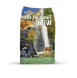 Taste of the Wild Grain Free High Protein Real Meat Recipe R