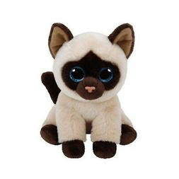 Ty Beanie Baby - JADEN the Siamese Cat  NEW with MINT TAGS ~