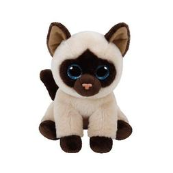 Ty Jaden Siamese Cat Plush, Regular