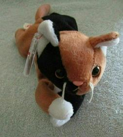 A Chip the Cat is a Ty Beanie Baby 1996 Sale To Raise fund F
