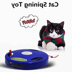 Adjustable Speed Cat Interactive Toys, Quality Unique Kitten