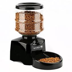 isYoung 5.5L Automatic Pet Feeder Electronic Control Feeder