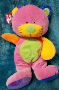 BABY TY COLLECTION * KITTY CAT *  Colorful and soft. Safe fo