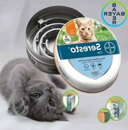 Bayer Seresto Flea and Tick Collar for Cats, Best Animal  8