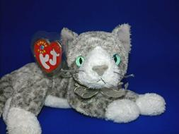 TY Beanie Baby - PURR the Kitten  - MWMT's Stuffed Animal To