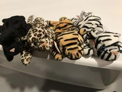 "ty beanie babies lot ""Wild Cats"""