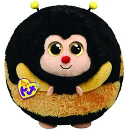 Ty Beanie Ballz Zips The Bee