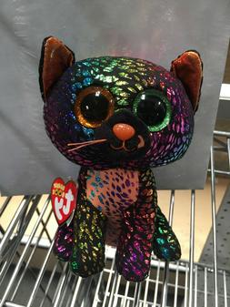 Ty Beanie Boo SPELLBOUND the Cat-2018 Claire's Halloween Exc