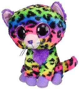 """Ty Beanie Boos Trixie  the Leopard 6"""" Justice Exclusive MWMT"""
