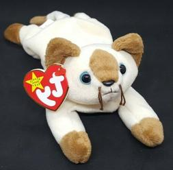 TY Beanie Baby - SNIP the Cat  - MWMTs Stuffed Animal Toy