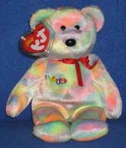 TY BIDDER the EBAY BEAR BEANIE BABY - MINT with MINT TAGS