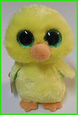 Ty Exclusive Boo Chick - Nugget the Chick