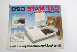 c20 automatic pet feeder for cats or