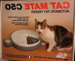 Cat Mate C50 Automatic Feeder Preowned