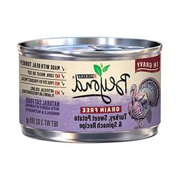 Purina Beyond Grain Free Natural, Turkey, Sweet Potato & Spi
