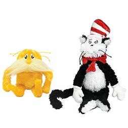 The Manhattan Toy Company Cat in The Hat & The Lorax Multi C