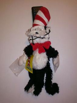 Manhattan Toy Cat in the Hat Dr. Seuss Black White Red Stuff