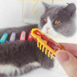 Cat Toy Powered Fast Moving Bug Toys For Cats Micro Robotic