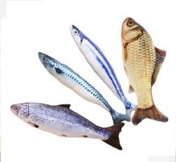 Cat Toys Simulation Fish Playing Toy For Pet Gifts Catnip