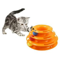 Petstages Cat Tracks Cat Toy Fun Levels of Interactive Play