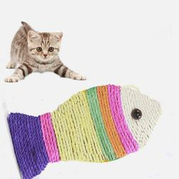 Catnip Toys For Cats Simulation Fish Plush Pet Toys Chew Toy