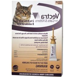 Vectra for Cats and Kittens, 2 to 9 pounds, 6 Doses