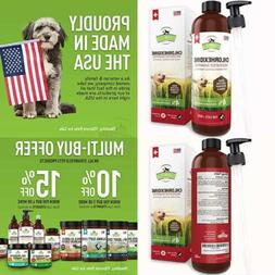 Chlorhexidine Shampoo for Dogs + Cats -