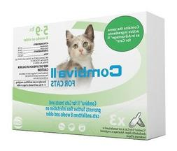 Combival II Once a Month Topical Flea Prevention for Small C