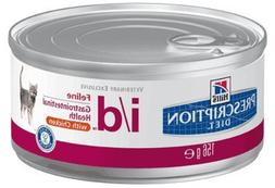 Hill's Diet i/d Feline Gastrointestinal Health Canned Cat Fo