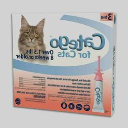 fast acting flea tick treatment for cats