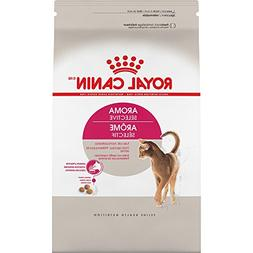 Royal Canin Aroma Selective Dry Cat Food, 3 lb. bag