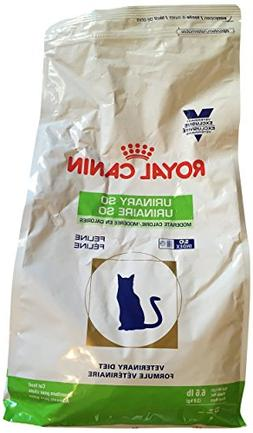 Royal Canin Feline Urinary So Moderate Calorie Dry, 6.6 lb.