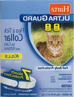 Flea & Tick Ultra Guard Collar for Cats and Kittens | 7 Mont