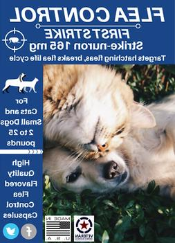 Flea Control for Cats and Small dogs, 24 Fast acting quality