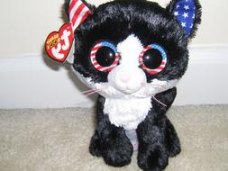 "Ty, Freedom,Boo,6"" tall,Cracker Barrel Exclusive Patriotic C"
