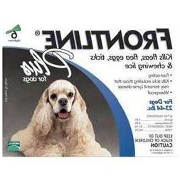 Frontline DFRMDPLUS6 6-Pack 23 to 44-Pound Plus dogs Flea an