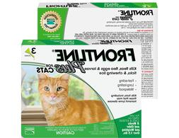 Frontline Plus for Cats and Kittens  Flea and Tick Treatment