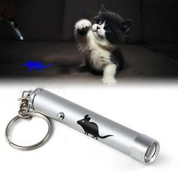 Funny Interactive Led Training Cat Play Toy Laser Pointer Pe