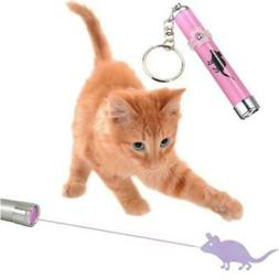 funny pet led laser toy cat