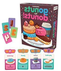 go nuts donuts card game