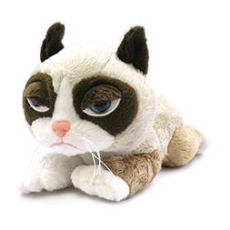 Ganz Grumpy Cat Laying Plush, 8""