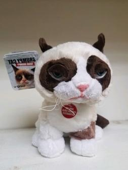 Grumpy cat Stuffed Animal/ GANZ